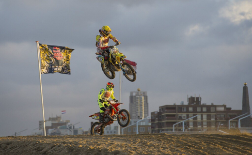 Reisadvies Red Bull Knock Out
