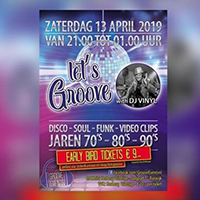 LET'S GROOVE EVENT